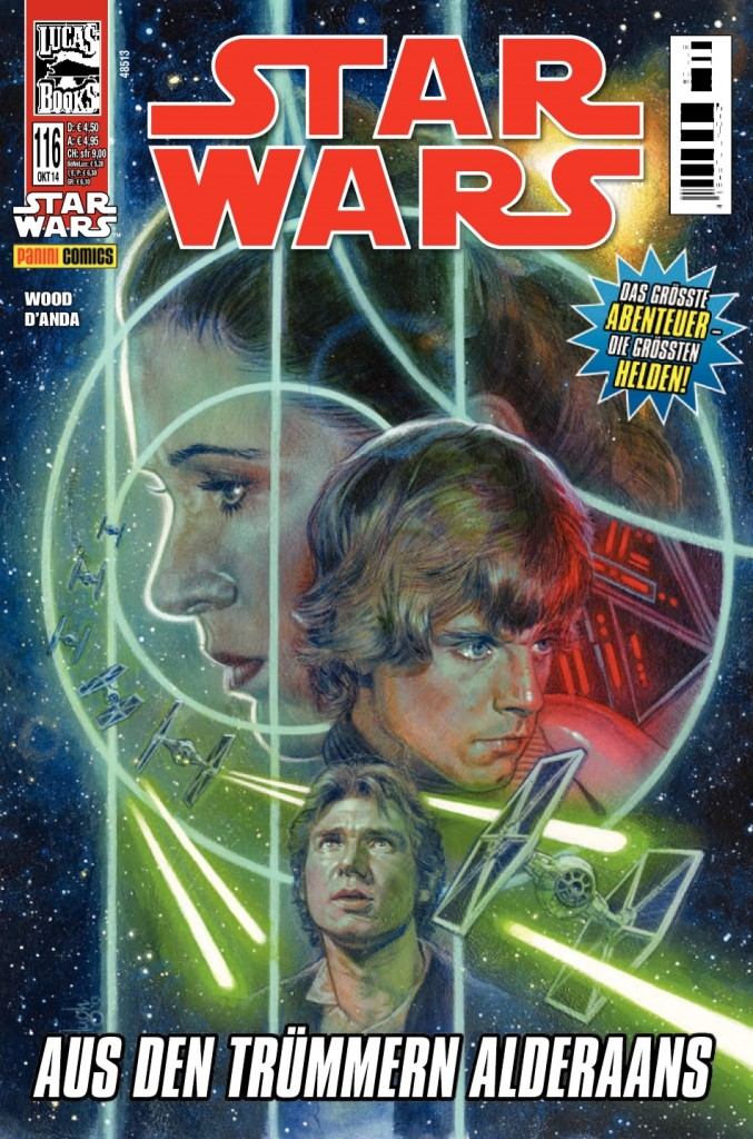 Star Wars #116: Aus den Trümmern Alderaans (3)