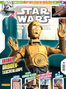 The Clone Wars Magazin #64