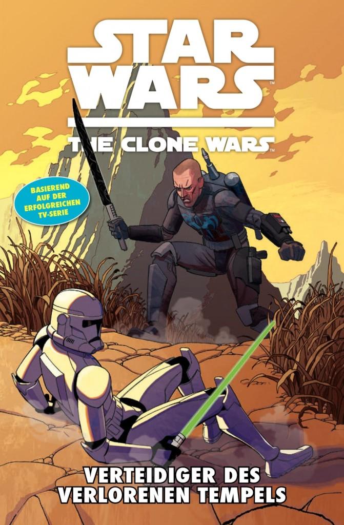 The Clone Wars #15: Verteidiger des verlorenen Tempels