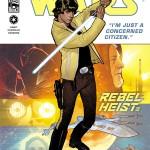 Rebel Heist #4 (Adam Hughes Cover)