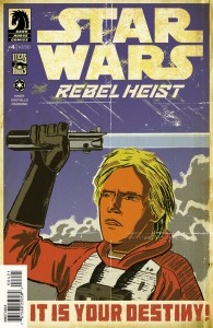 Rebel Heist #4 (Matt Kindt Variant Cover)