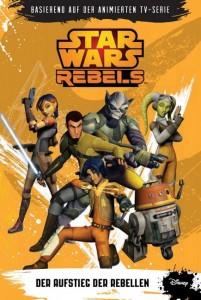 """<a href=""""https://jedi-bibliothek.de/datenbank/literatur/der-aufstieg-der-rebellen-9783833229480/""""><em>Star Wars Rebels: Der Aufstieg der Rebellen</em></a> (25.11.2014)"""