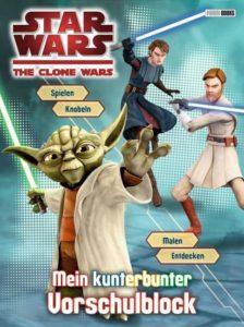 The Clone Wars: Mein kunterbunter Vorschulblock (13.10.2014)