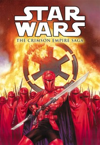 The Crimson Empire Saga