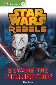 Star Wars Rebels: Beware the Inquisitor (15.12.2014)