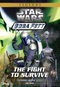 Boba Fett 1: The Fight to Survive (2014, Legends-Cover)