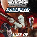 Boba Fett 3: Maze of Deception (2014, Legends-Cover)