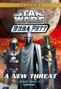 Boba Fett 5: A New Threat (2014, Legends-Cover)