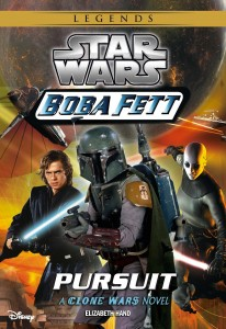 Boba Fett 6: Pursuit (2014, Legends-Cover)