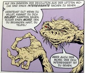 Ob es sich hierbei um einen gealterten E.T. handelt?