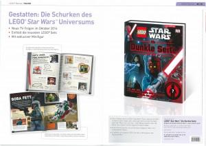 DK LEGO Star Wars Die Dunkle Seite