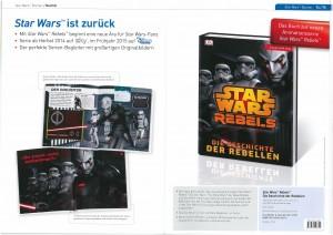 DK Star Wars Rebels - Die Geschichte der Rebellen