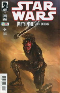 Darth Maul: Son of Dathomir #1 (Chris Scalf Variant Cover)