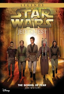 Jedi Quest 5: The School of Fear (30.09.2014)