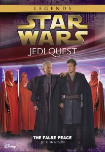 Jedi Quest 9: The False Peace (30.09.2014)