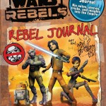 Star Wars Rebels: Rebel Journal by Ezra Bridger (21.10.2014)