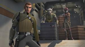 Star Wars Rebels Trailer Foto 1