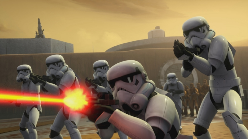 Star Wars Rebels Trailer Foto 2