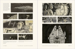 <em>Storyboards: The Original Trilogy</em> Bild 1