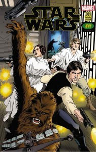 Star Wars #1 (Alan Davis Emerald City Comics Variant Cover) (14.01.2015)