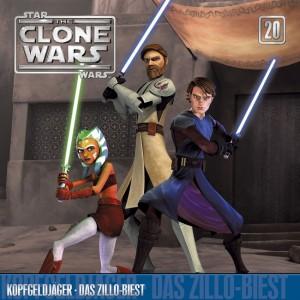 The Clone Wars - 20 - Kopfgeldjäger / Das Zillo-Biest (13.06.2014)