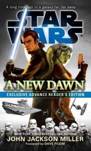 A New Dawn Advance Reader's Edition von John Jackson Miller (ab 24.07.2014)