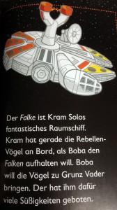 Der Falke in <em>Angry Birds – Star Wars: Spannende</em>