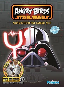 Angry Birds Star Wars Super Interactive Annual 2015 (01.08.2014, Amazon.de)