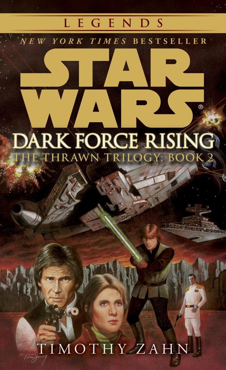 Dark Force Rising (2014, Legends-Cover)
