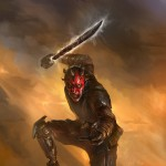 Darth Maul: Son of Dathomir Chris Scalf Variant Cover