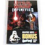 Infinities: A New Hope (TPB and Bust-Ups Package)