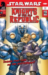 Knights of the Old Republic #14: Days of Fear, Part 2