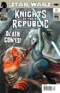 Knights of the Old Republic 49: Demon, Part 3