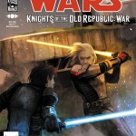 Knights of the Old Republic: War #5