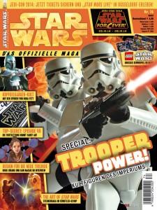 Offizielles Star Wars Magazin #74 (02.07.2014)