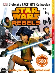 Star Wars Rebels: Ultimate Factivity Collection (07.04.2015)