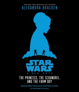 Star Wars: A New Hope - The Princess, the Scoundrel, and the Farm Boy (22.09.2015)