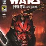 Darth Maul: Son of Dathomir #1 (SDCC Variantcover) (ab 24.07.2014)