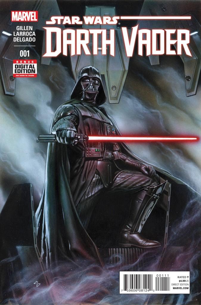 Darth Vader #1: Vader, Part 1 (11.02.2015)
