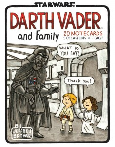 Darth Vader and Family – 20 Notecards