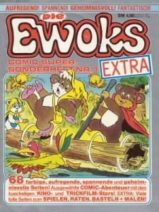 Die Ewoks: Extra-Comic-Super-Sonderheft #1