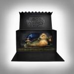 """Jedi-Con 2014 - Jabba the Hutt - 6"""" Black Series"""