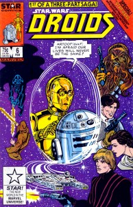 Star Wars Droids #6: Star Wars According to the Droids, Book I