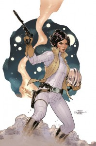 <em>Star Wars: Princess Leia</m> #1