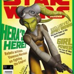 Star Wars Insider 151 Hera-Cover