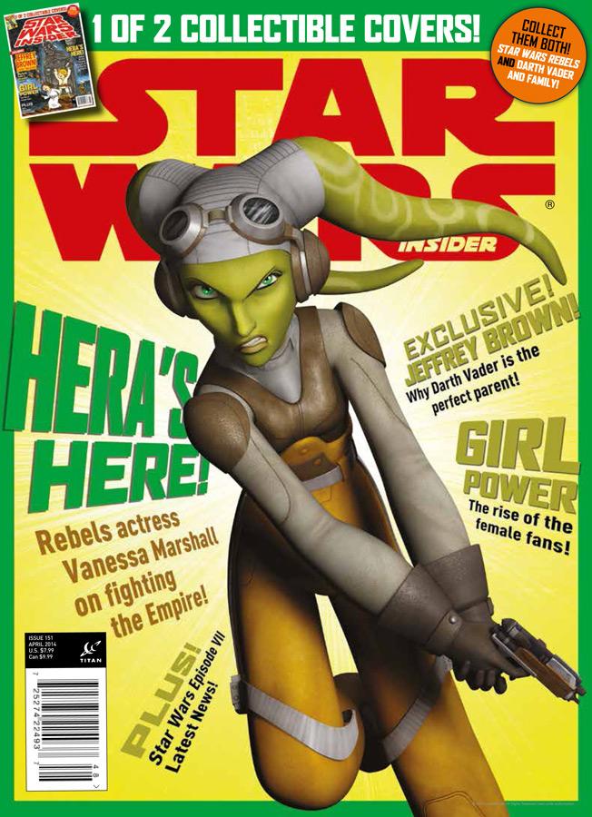 Star Wars Insider #151 (Cover 2)