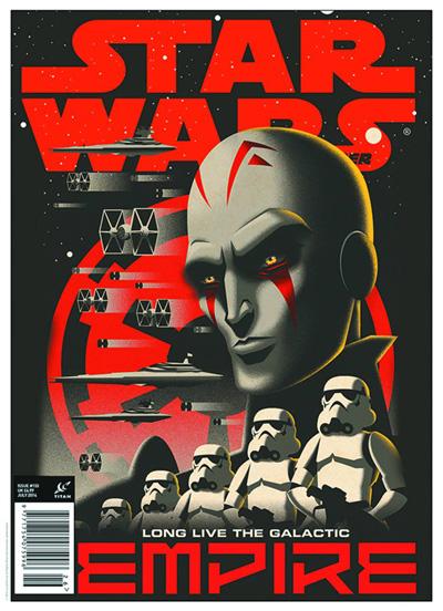 Star Wars Insider #153 (Alternate Cover)