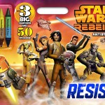 Star Wars Rebels Artist Pad - Resist