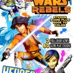 Star Wars Rebels: Sticker Scene Activity Book – Heroes