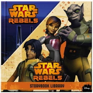 Star Wars Rebels Storybook Library (22.12.2014)